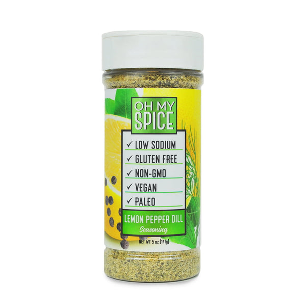 Lemon Pepper Dill Seasoning