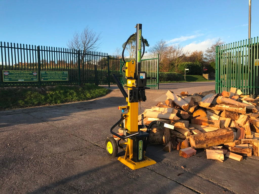 NEW 16 Ton Single Phase Electric Log Splitter