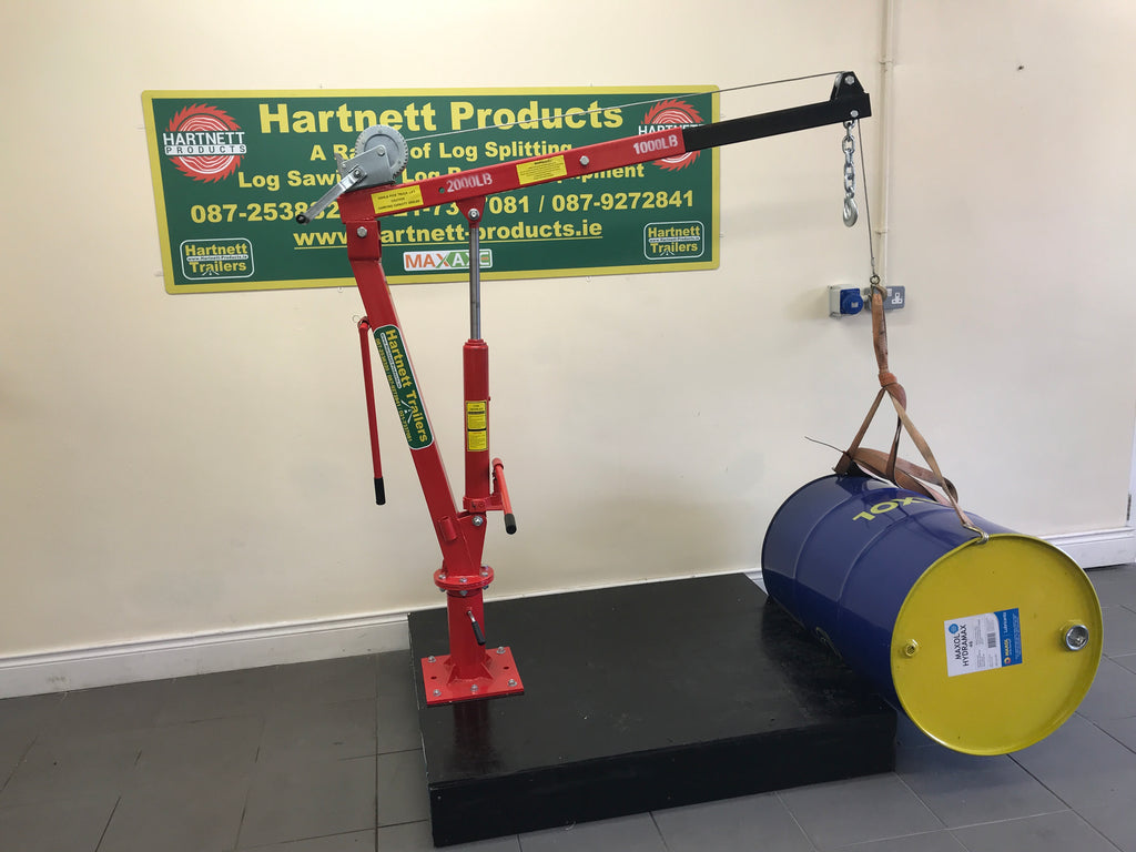 Mobile Lifting Crane 1000kg