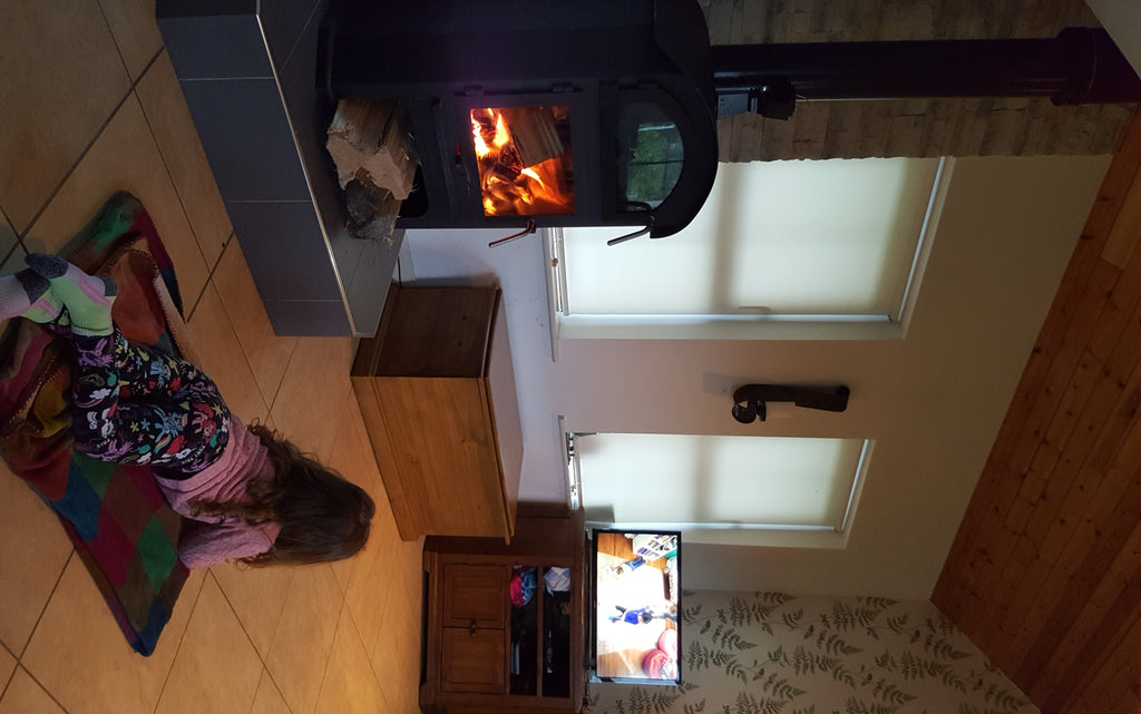 Heating Your Home with a Wood Burning Stove