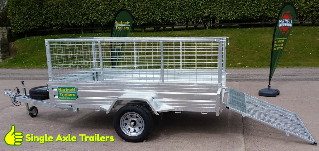 Car Trailers in stock now