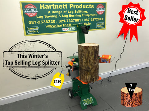 top selling log splitter