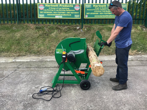 New Electric Log Saw 500mm
