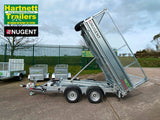 NEW Nugent Tipper Trailers