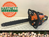 52cc Petrol Chainsaw 18""