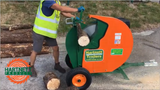 NEW Petrol Log Saw 13HP