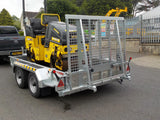 NEW Nugent Plant Trailers