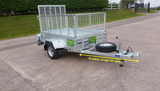 single axle car trailer Hartnett Trailer Sales Cork