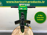 log splitter for sale, log splitters ireland