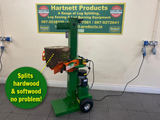 log splitter for sale Cork