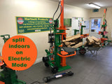NEW 16 Ton Electric + PTO Dual Mode Log Splitter