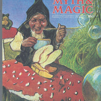 Man, Myth and Magic Part 26 Magazine by Richard Cavendish 1970