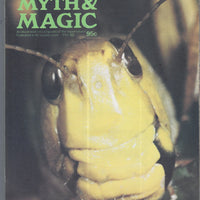 Man, Myth and Magic Part 52 Magazine by Richard Cavendish 1970