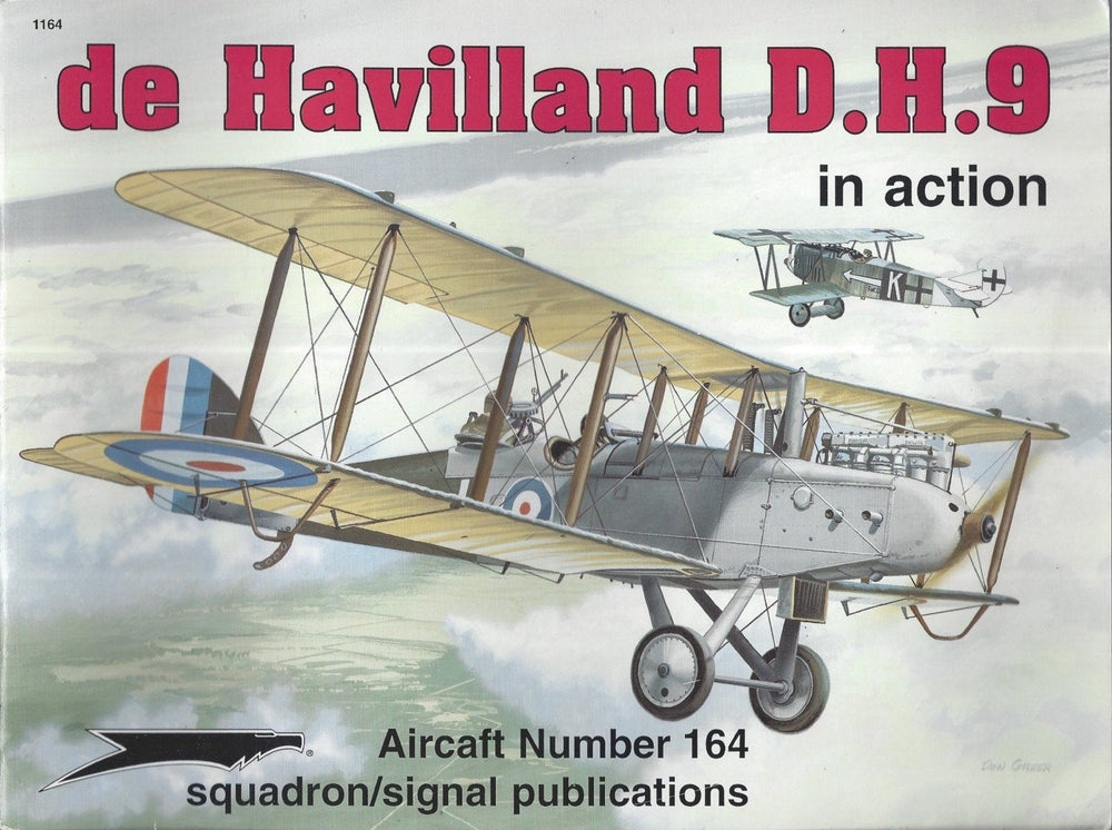 de Havilland D.H. 9 in action - Aircraft No. 164 (Paperback)