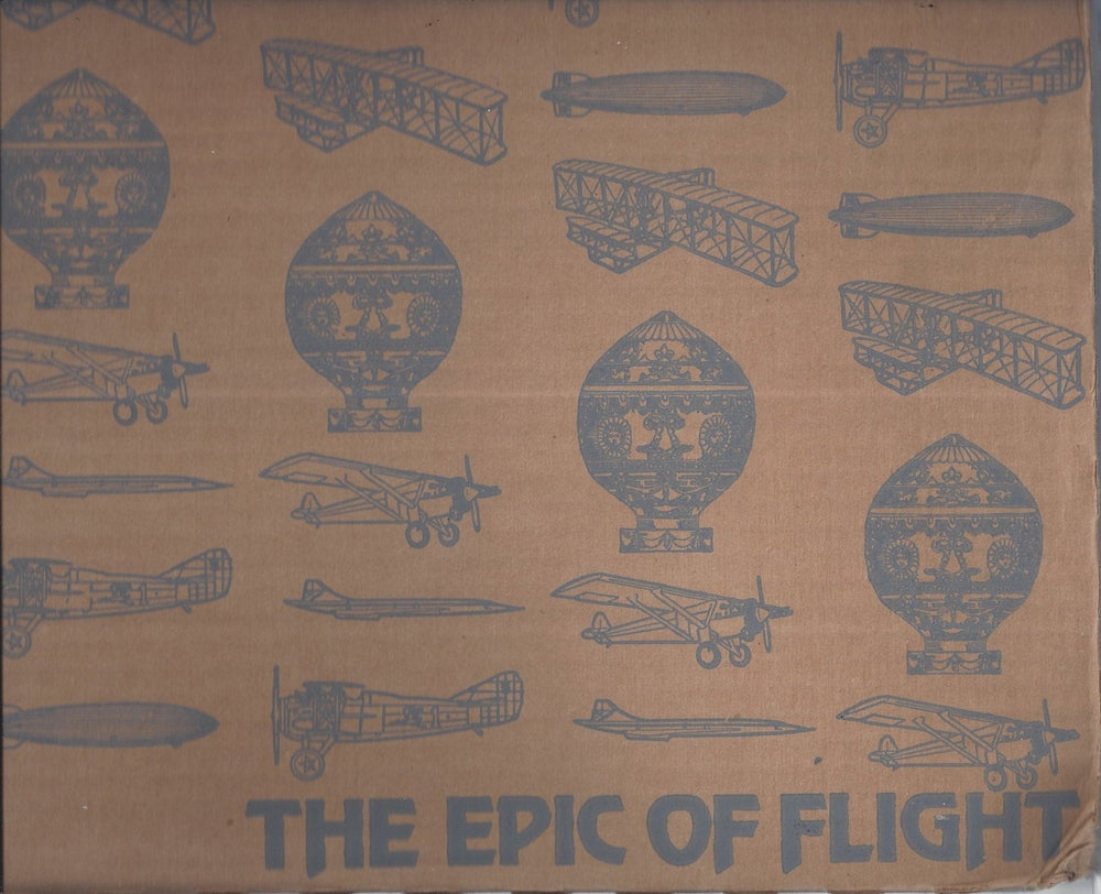 Time-Life: The Epic of Flight-America In The Air War (MINT)