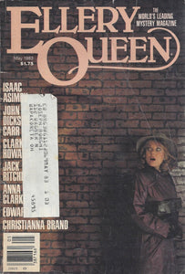 Ellery Queen May 1983 Mystery Magazine