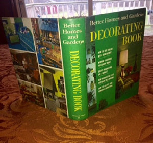Better Homes and Gardens: DECORATING BOOK