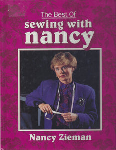 The Best of Sewing with Nancy  (Hardcover)