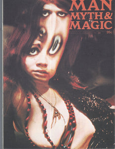 Man, Myth and Magic Part 25 Magazine by Richard Cavendish 1970