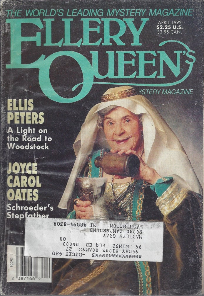 Ellery Queen's April 1992 Mystery Magazine
