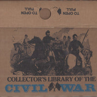 Time-Life: Collector's library of the Civil War-Detailed Minutiae of Soldier Life  LEATHER BOUND (Mint)