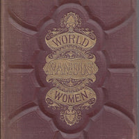 World Famous Woman by Frank B. Goodrich (RARE) 1871 1st edition
