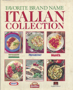 Favorite Brand Name Italian Collection by Publications International Kitchens (Hardcover)
