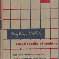 Mary Margaret McBride Encyclopedia of Cooking (volume 5) 1958