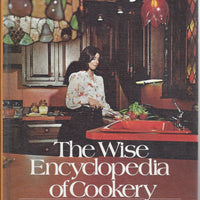 The Wise Encyclopedia of Cookery Vintage 1971