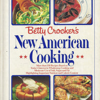 Betty Crocker's New American Cooking 1983 1st Edition/1st printing