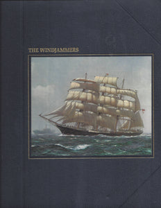 TIME-LIFE: The Seafarers-The Windjammers by Oliver E. Allen