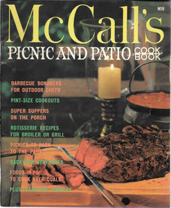 McCall's Picnic and Patio Cookbook 1965