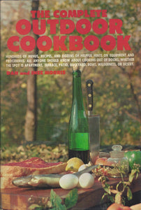 The Complete Outdoor Cookbook, by Dan and Inez Morris (Hardcover)  1970