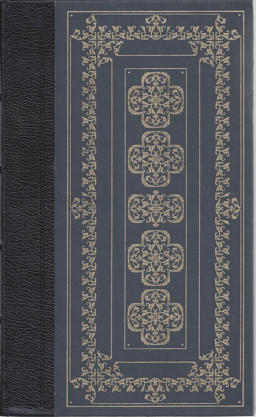 Canterbury Tales by Geoffry Chaucer Leather Bound (NEAR MINT)