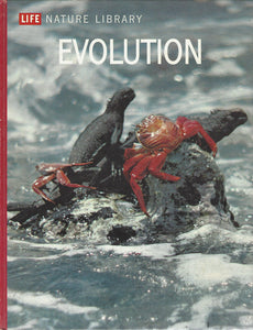 TIME LIFE: Nature Library; Evolution by Ruth Moore (1962)