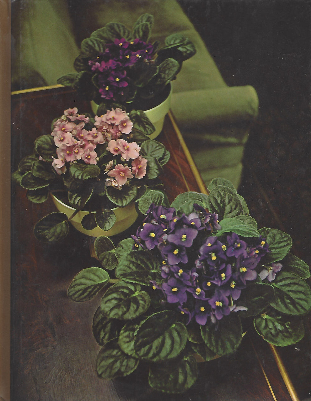 TIME-LIFE: The Encyclopedia of Gardening; Flowering House Plants by James Underwood Crockett  (1972)
