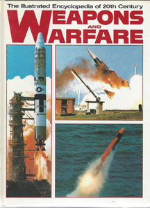 The Illustrated Encyclopedia of 20th Century:  Weapons and Warfare; Volume 23 T-35/ Vil  (1978)