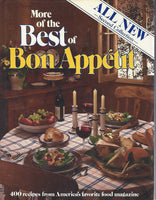More of the Best of Bon Appetit     (Hardcover)   1984