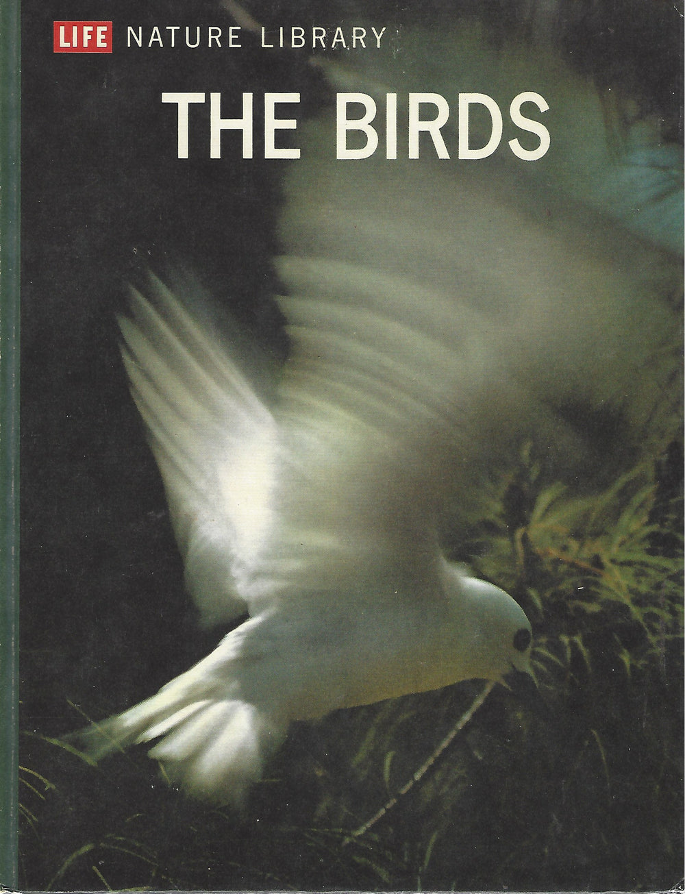 TIME LIFE: Nature Library; The Birds by Roger Tory Peterson (1968)