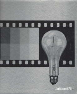 TIME LIFE: Library of Photography;  Light and Film  (1971)