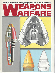 The Illustrated Encyclopedia of 20th Century:  Weapons and Warfare Volume 22 Skyray/T-34 (1978)