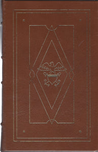Decision at Leyte Stanley L Falk Easton Press (Leather Bound)