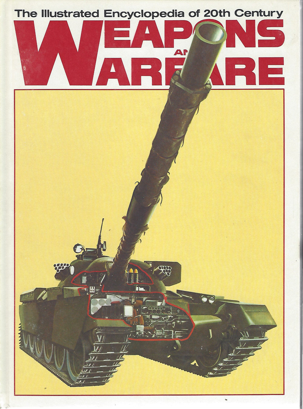 The Illustrated Encyclopedia of 20th Century:  Weapons and Warfare; Volume 6 Centurion/CZ   (1978)
