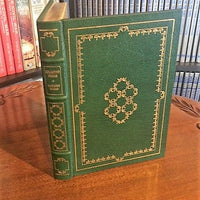 Collected Poems By Marianne Moore Franklin Library-Pulitzer Prize Leather Bound (NEAR MINT)