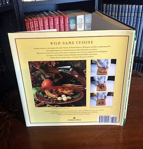 Wild Game Cuisine by George Politis   Hardcover (1996)