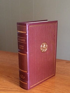 Ulysses by James Joyce Franklin Library (Leather Bound) (NEAR MINT)