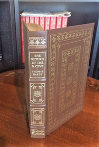 The Return of the Native by Thomas Hardy Franklin Library (Leatherette)