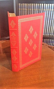 The Scarlet Letter by Nathaniel Hawthorne Franklin Library (Leatherette)