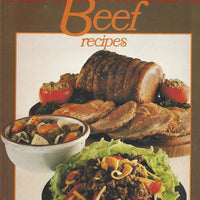 Better Homes and Gardens: Beef  Cook Book (Hardcover)  1982