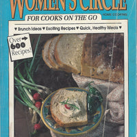 Women's Circle For Cooks on the Go     Softcover (1992)